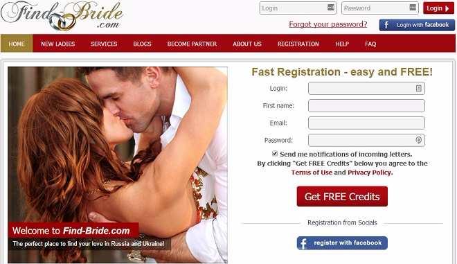 Find Bride Com Review
